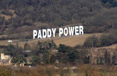 And now, presenting Ireland's largest financial stock: Paddy Power