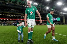'To see the support that the country gave me was really good' - Toner
