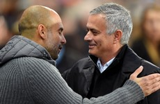 Mourinho: 'I have better feelings for Pep than you can imagine'