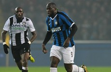 Lukaku scores twice as Conte's Inter close the gap to Juventus