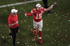 Kansas City Chiefs complete dramatic fourth-quarter turnaround to win the Super Bowl