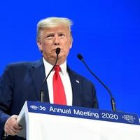 Trump takes shots at Democratic rivals during pre-Super Bowl show