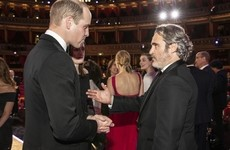 1917 cleans up as Joaquin Phoenix and Prince William both call out lack of Bafta diversity