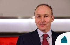 Micheál Martin again rules out Sinn Féin coalition, saying party would 'destroy enterprise'