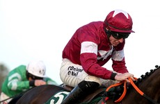 Kennedy will miss Cheltenham due to leg injury in race after winning Irish Gold Cup