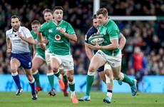 Ireland confirm that Ringrose will be out until after England clash