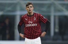 The son of a Serie A legend continues family dynasty at AC Milan