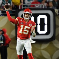 Future of the NFL? I'm just me, says Super Bowl hero Mahomes