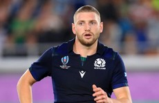 Russell left out of Scotland squad for Six Nations clash with England