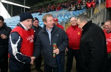 Murph's Sideline Cut: Haunted by Enda at McHale Park