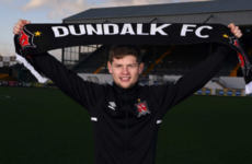 Scottish League Cup winner joins Dundalk on loan