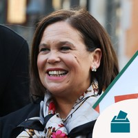 Sinn Féin out in front as it tops latest election opinion poll