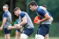 Deegan set for Ireland debut off bench as O'Mahony and Henshaw start