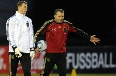 No use practising penalties, insists Germany goalkeeping chief Koepke