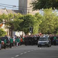 Hundreds attend funeral of James Nolan in Blessington