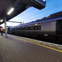 Gardaí launch investigation after man (50s) attacked on busy commuter train