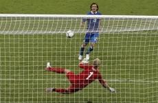 Peerless Pirlo and seven other 'Panenka' penalties