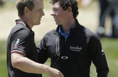 Luke Donald still top of the pile as Rory McIlroy remains second in rankings