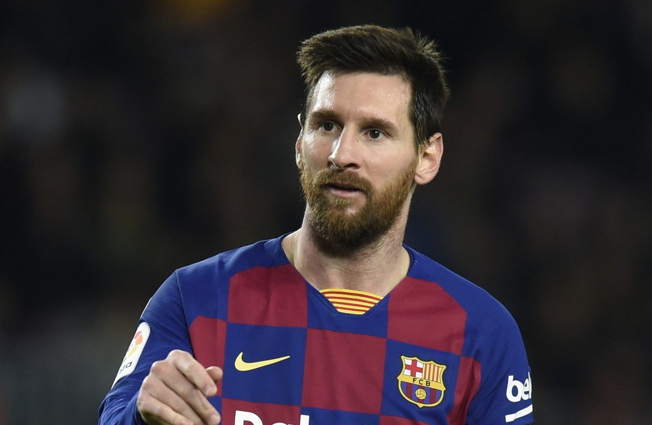 Lionel Messi Tells Former Team Mate To Name Names After Barcelona Dressing Room Criticism