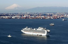 At least 10 people infected with coronavirus on board Japan cruise ship