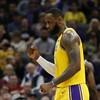 LeBron inspires Lakers against Spurs, Bucks win again