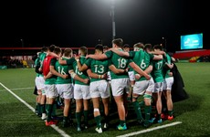 McNamara makes two changes to Ireland team for Friday's clash against Wales