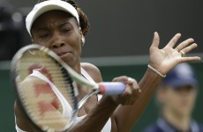 I won't quit, says Venus after 15-year Wimbledon low