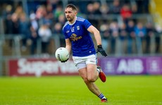 Quad injury set to rule key Cavan forward out for 2020 season