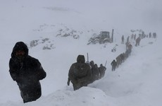33 rescue workers killed and dozens injured amid second Turkey avalanche