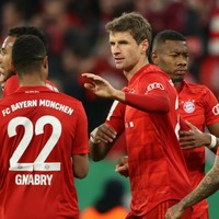 Holders Bayern survive late scare to see off Hoffenheim and reach last eight