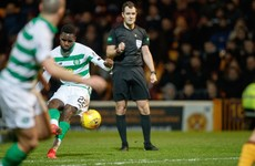 Edouard nets brace for rampant Celtic while Hagi keeps Rangers in touch with late winner