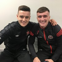 Friends reunited but a new rivalry to savour for Leahy and Grant