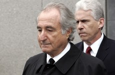Bernie Madoff - serving 150-year jail term for fraud - asks for release on compassionate grounds