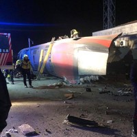 Two dead after high-speed train derails near Milan
