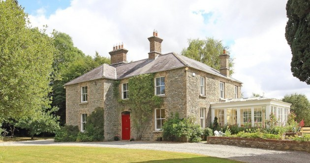 Saddle up: Country manor with paddocks and a tennis court for €1.35m