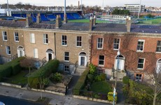 Dublin 4 redbrick with a rugby pitch out the back - yours for €1.6m