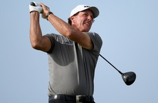 Mickelson rules out the possibility of a 'sympathy spot' at the US Open