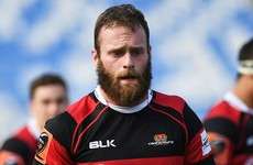 Irish prop Jager gets second consecutive Super Rugby start for Crusaders