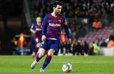 Barcelona coach refuses to get 'into Messi's life' amid row