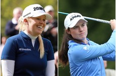 Ireland's Meadow three off the lead in Australia while Maguire also in contention