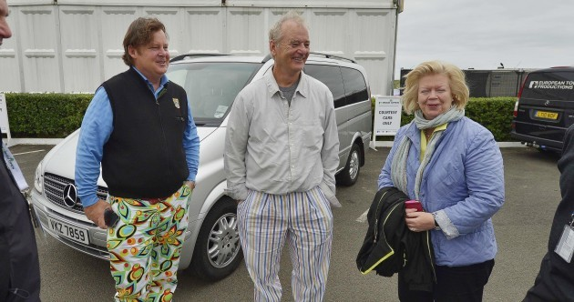 Your Bill Murray in Royal Portrush Picture of the Day