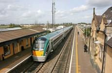Teenage boy arrested over assault at Newbridge train station