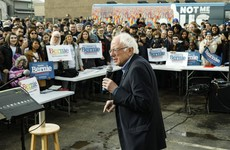 Bernie Sanders claims victory as review ordered of Iowa results by Democratic Party's chairman