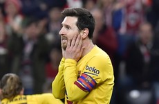 Late drama leaves Barcelona stunned in Copa del Rey