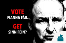 Fine Gael and Fianna Fáil spend up to €1,000 on ads criticising each other over Sinn Féin