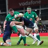 'I've been taken massively outside of my comfort zone,' says Tadhg Furlong