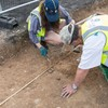 Evidence of settlement from 400-500 AD and human burials discovered in Co Waterford