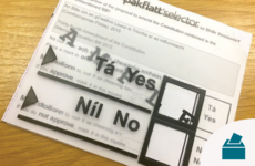 'Completely ridiculous': Department criticised over last-minute information for voters with sight loss