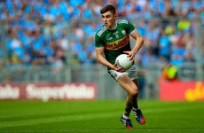 O'Shea returns and Spillane rewarded with start as Kerry shuffle pack for trip to Tyrone