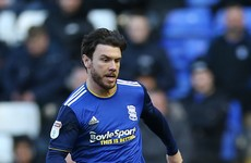 Scott Hogan hits the net again as he continues to try and win over Birmingham City fans